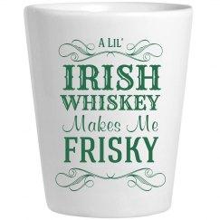 Drinking Irish Whiskey