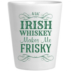 Drinking Irish Whiskey