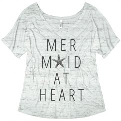 Mermaid at Heart Girl