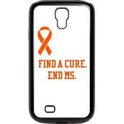 Find A Cure. End MS. Phone case