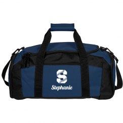 Baseball Girlfriend Backpack Bag