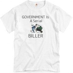 gov't is a serial biller