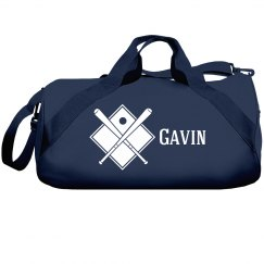 Gavin's Baseball Bag