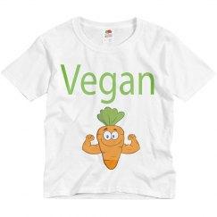 Vegan Strong Carrot