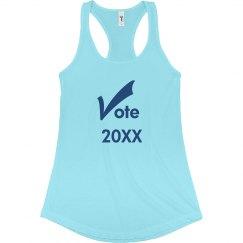 Vote Customize Date
