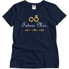 Future Mrs Tshirt