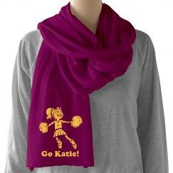 Katie's Cheer Mom