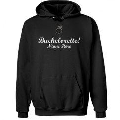 Rhinestone Bach Hoodie