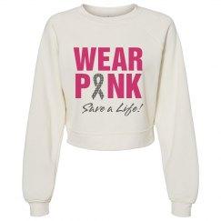Wear Pink Hoodie