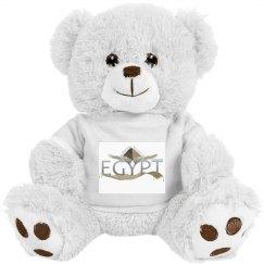 Egyptian Valentine's Bear