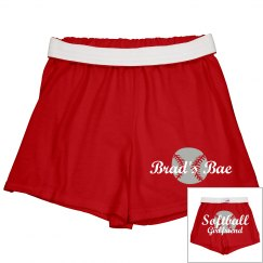 Personalized Softball GF Shorts