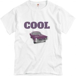 Mens Cool Car Tee