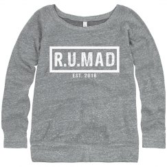 R.U.MAD [ARE YOU MAD] GREY