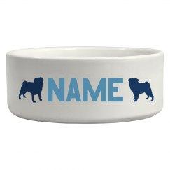 Custom Pet Bowl