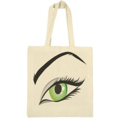 Cute Eye Tote Bag