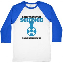 Dangerous Science Teacher