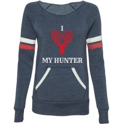 I LOVE A HUNTER