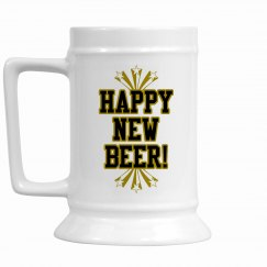 Happy New Year Beer