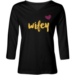 Newly Wed Wifey Tees