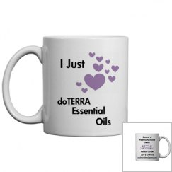 doTERRA Essential Oils Mug