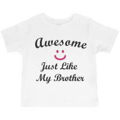 Awesome like brother