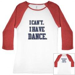 Adult Baseball Shirt