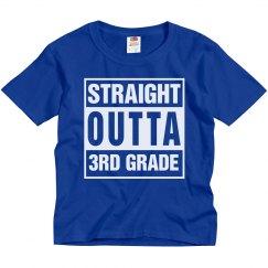 Straight Outta 3rd Grade
