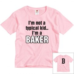I'm a Baker!