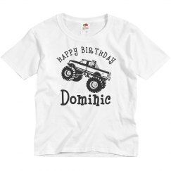 Happy Birthday Dominic!