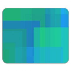 Abstract Cubism Mousepad