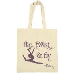 Flip, twist & Fly Canvas