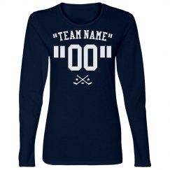 Customize hockey shirt