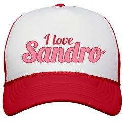 I love Sandro
