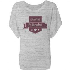 Persist & Resist
