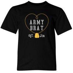 Army Brat Rhinestones
