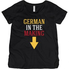 German in the making