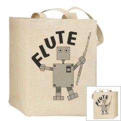 Flute Robot Text
