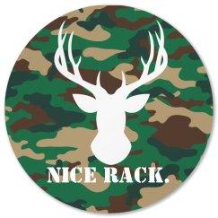 Nice Rack Deer Hunter