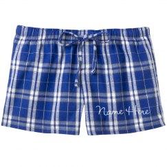 Matching Pajama Custom Bottoms