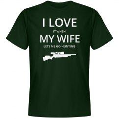 Love Wife, Love Hunting