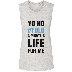 Yo Ho YOLO Pirate's Life Workout