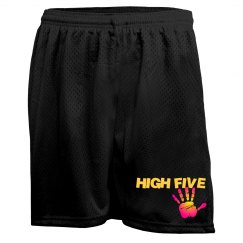 High Five Mesh Shorts