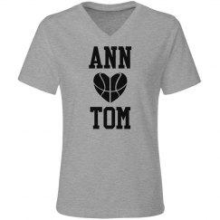 Sporty Ann Loves Tom