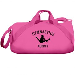 Custom gymnastics bag