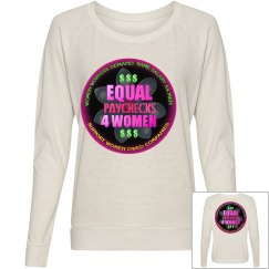 Equal PayChecks 4 Women