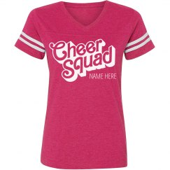 Custom Cute Cheer Squad