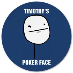 Tim's Poker Face