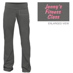 Fitness Class Pants