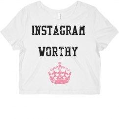 Instagram Worthy
