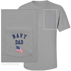 Navy dad